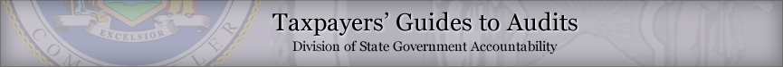 Taxpayers' Guide to State and Local Audits